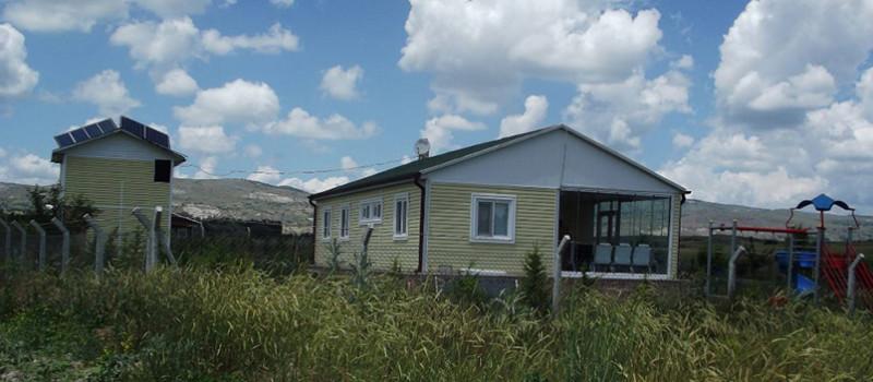 Ankara Kazan Bağ Evi Projesi – R&P Mühendislik