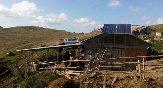 Yayla Evi Günes Enerjisi Projesi – Merzifon
